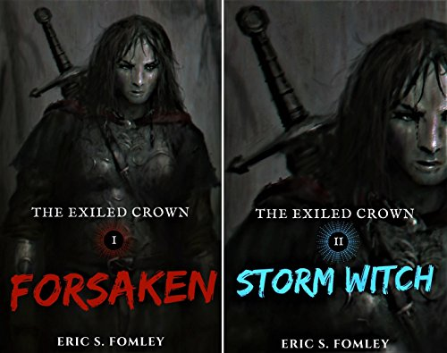 The Exiled Crown (2 Book Series)