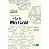 Temel Matlab: Mühendisler ve Fen Bilimciler İçin