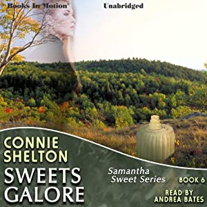 Sweets Galore Audiobook