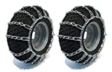 Tire Chains for 20 x 10.00 x 8