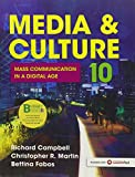 Loose-Leaf Version for Media and Culture 10th Edition