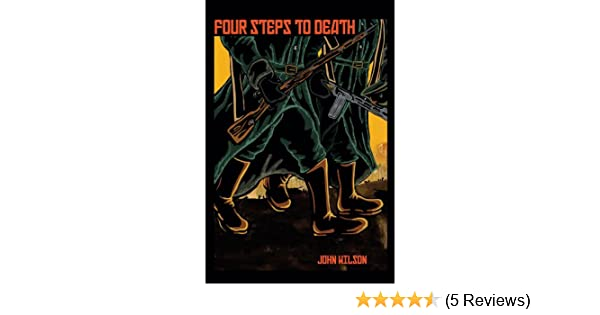 Four steps to death john wilson 9781553377054 amazon books fandeluxe Images
