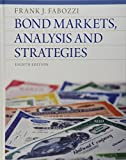 img - for Bond Markets, Analysis and Strategies (8th Edition) book / textbook / text book