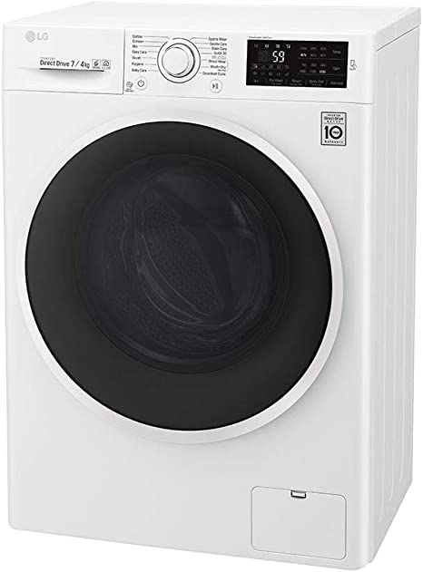 LG F2J6HM0W lavadora Carga frontal Independiente Blanco B ...