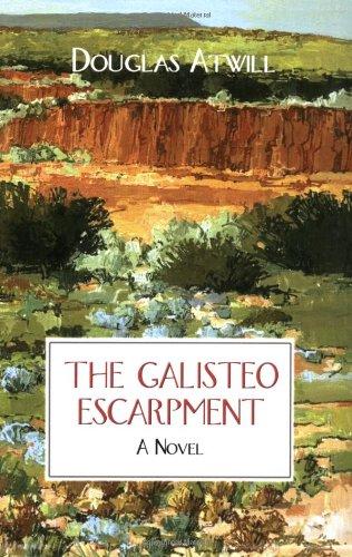 book cover of The Galisteo Escarpment