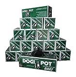 DOGIPOT 1402-20 20 Roll Case, Litter Pick up Bag Rolls, 200 Bags per Roll (4000 Bags)