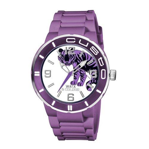 Reloj Watx Custo Rewa1004 Hombre Blanco