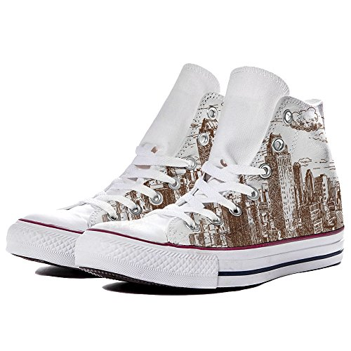 By Yourstyle York Scarpe Converse Personalizzate Sneaker New CxXUFwnXq