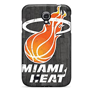 Galaxy S4 Case Slim [ultra Fit] Nba Hardwood Classics Protective Case Cover