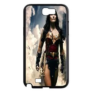 Samsung Galaxy Note 2 N7100 Phone Case Wonder Woman G7B7768556