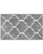 Hihome Doormats Non-Slip Outdoor Door Mats with Rubber Backing Inside Entrance Rugs