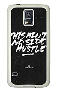 Samsung Galaxy S5 silicone covers Cool Quotes Awesomes PC White Custom Samsung Galaxy S5 Case Cover