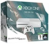 Xbox One 500GB White Console Special Edition Quantum Break Bundle Deal (Small Image)