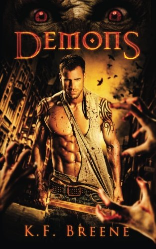 book cover of Demons