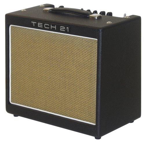 30 Combo Amplifier Watt (Tech 21 TM-30 30W, 1x10 Guitar Combo/Direct Recording Amp)
