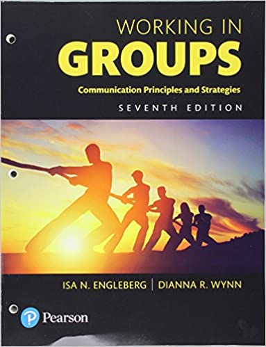Amazon working in groups communication principles and working in groups communication principles and strategies books a la carte 7th edition 7th edition fandeluxe Images