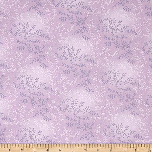 "Santee Print Works 108"" Wide Back Tonal Vineyard Lavender Fabric by The Yard,"