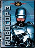 Robocop 3 by MGM (Video & DVD)