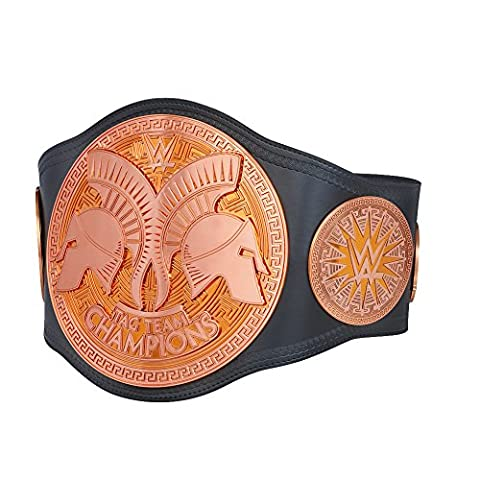 Official WWE Unisex WWE Tag Team Championship Replica Title Belt (2014) One size, Multicoloured
