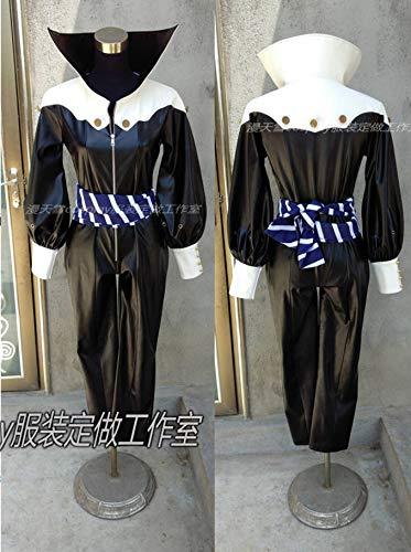 コスプレ衣装 ペルソナ5 喜多川祐介 フォックスの怪盗服 セット 合皮