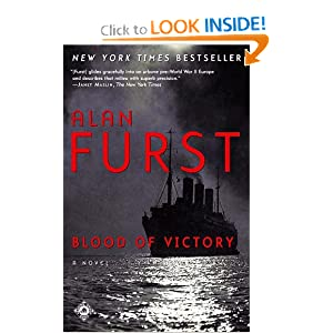 Blood of Victory: A Novel Alan Furst
