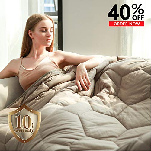 100% Cotton Weighted Blankets Adult*