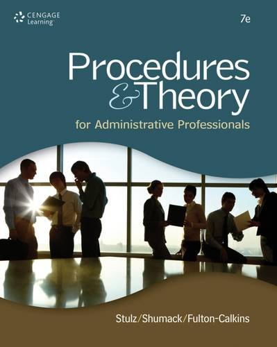 Procedures+Theory F/Admin... Text