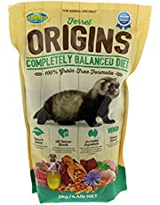 Vetafarm Ferret Origins Grain Free Complete Diet Pet Food 2kg Premium Quality