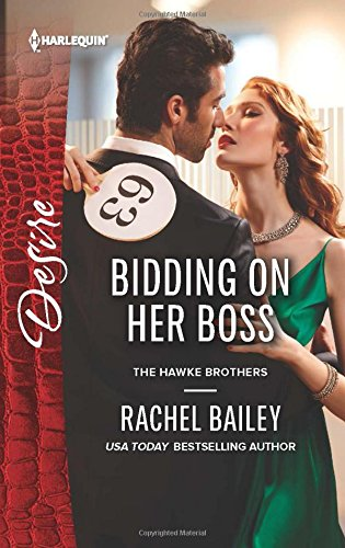 book cover of Bidding on Her Boss