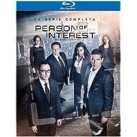 Person of Interest. La Serie Completa [Blu-ray]