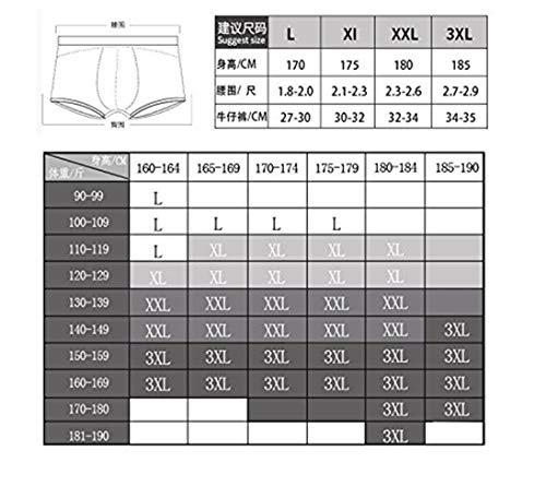 Cotone Slip Classici Boxer C 3 Scaldavivande 20 Pantaloncini In Bagno Anni Da Testina Ginnastica Con Sportivi Paia Uomo Elodiey Traspirante Seta PtwXqBRKUP