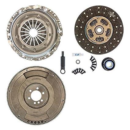 Amazon.com: Exedy Oem Exedy Oe 2011-2011 Ford Fiesta L4 Clutch Kit By Jm Auto Racing (Fmk1032): Automotive