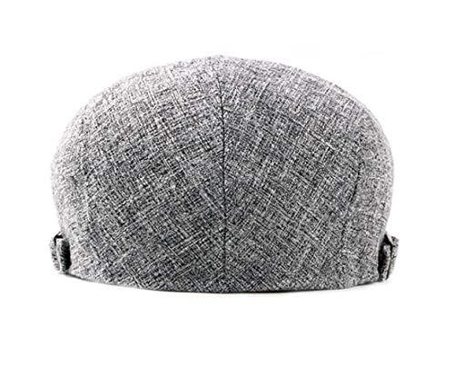 para Moda B qin Hombres de Bailey Sombrero Delantero Gorra GLLH Sombreros hat Sombrero D wA6qWIS