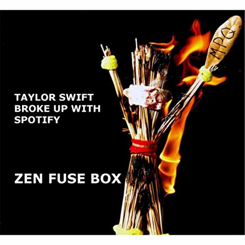taylor swift broke up with spotify by zen fuse box on