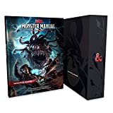 Dungeons & Dragons Core Rulebooks Gift Set [Special Edition Foil Covers, Full Set with Slipcase]: Player's Handbook, Dungeon Master#s Guide, Monster Manual