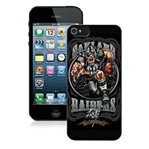Diy Iphone 5 Case Iphone 5s Cases NFL Oakland Raiders 2 Free Shipping