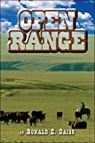 Open Range, Ronald Daiss, 142416818X