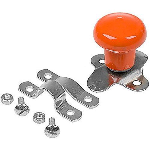 (WSV125OR Orange Shallow/Deep Steering Wheel Spinner for Kubota Tractor Models)