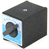 first4magnetsTM first4magnets 63x 50x 55mm high Switchable Magnetic Base With M8Mounting Hole-70kg Attraction [] F4M9051 by