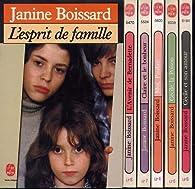 L'esprit de famille, Intégrale par Janine Boissard