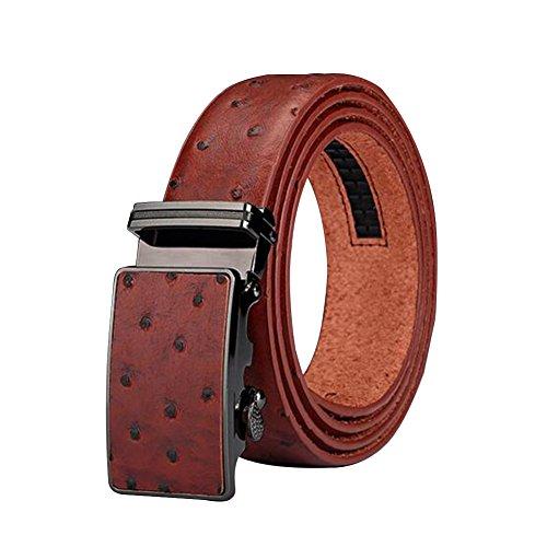ostrich belts for men - 1