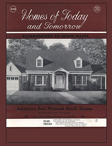 Homes of Today and Tomorrow
