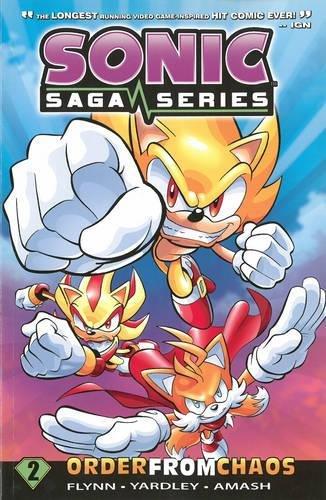 Sonic Saga Series 2: Order from Chaos pdf epub