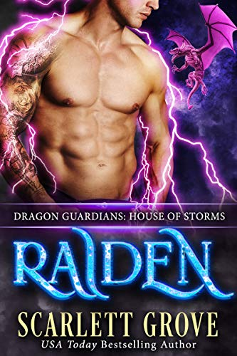 Raiden: House of Storms (Dragon Guardians Book 7)