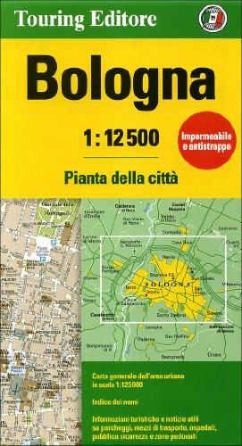 Bologna Tci Road Map (English and Italian Edition)