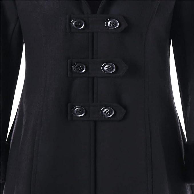 Cappotto Natalizio da Donna Esplosivo, Collo in Pelliccia A