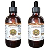 Liver Care Liquid Extract, Liver Support Supplement 2x4 oz