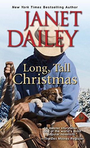 Long, Tall Christmas (A Cowboy Christmas Book 1) (The Christmas Book Of Tall)