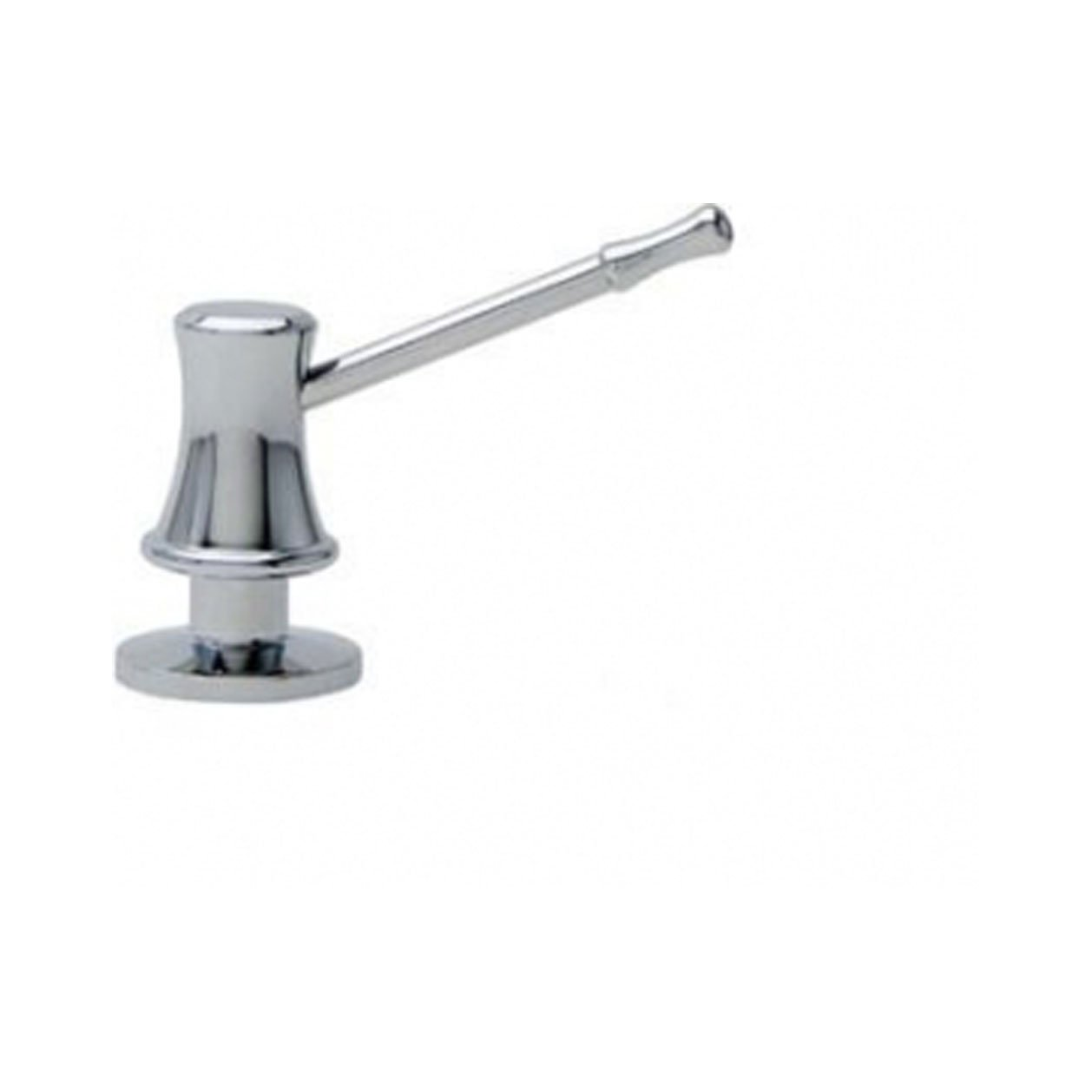Franke SDFH180 Farmhouse In-Sink Soap or Lotion Dispenser, Satin Nickel by Franke