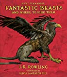 img - for Fantastic Beasts and Where to Find Them book / textbook / text book